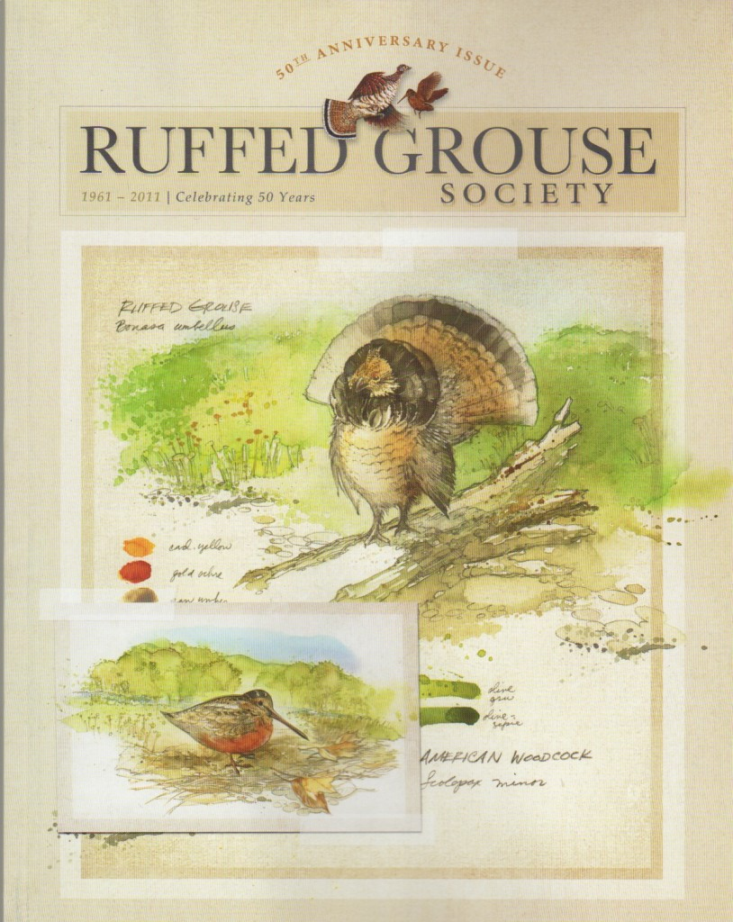 Ruffed Grouse Society 50th Anniversary