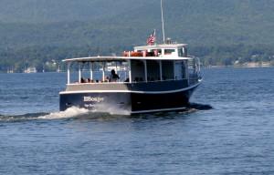 The Escape on Lake Champlain